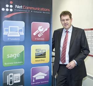Paul Roche from Net Communications