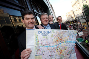 Dublin City BID and First Ireland
