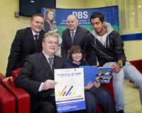 First Ireland and DBS launch Student Entrepreneur Award 2011