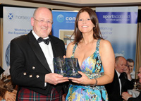 Zara's Planet wins Horse Scotland award