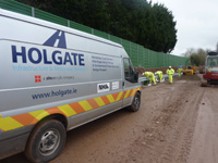 Holgate Glasgow project