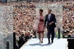 The Obamas in Dublin