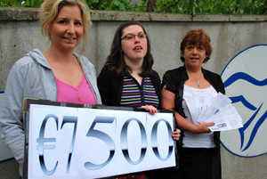 St Aidan's lotto has a record €7,500 jackpot this month
