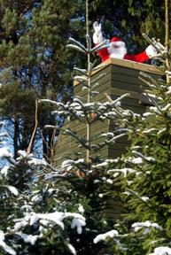 Santa at Rathwood
