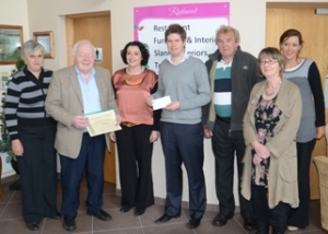Rathwood Fashion Shows raises €1000 for local hospice