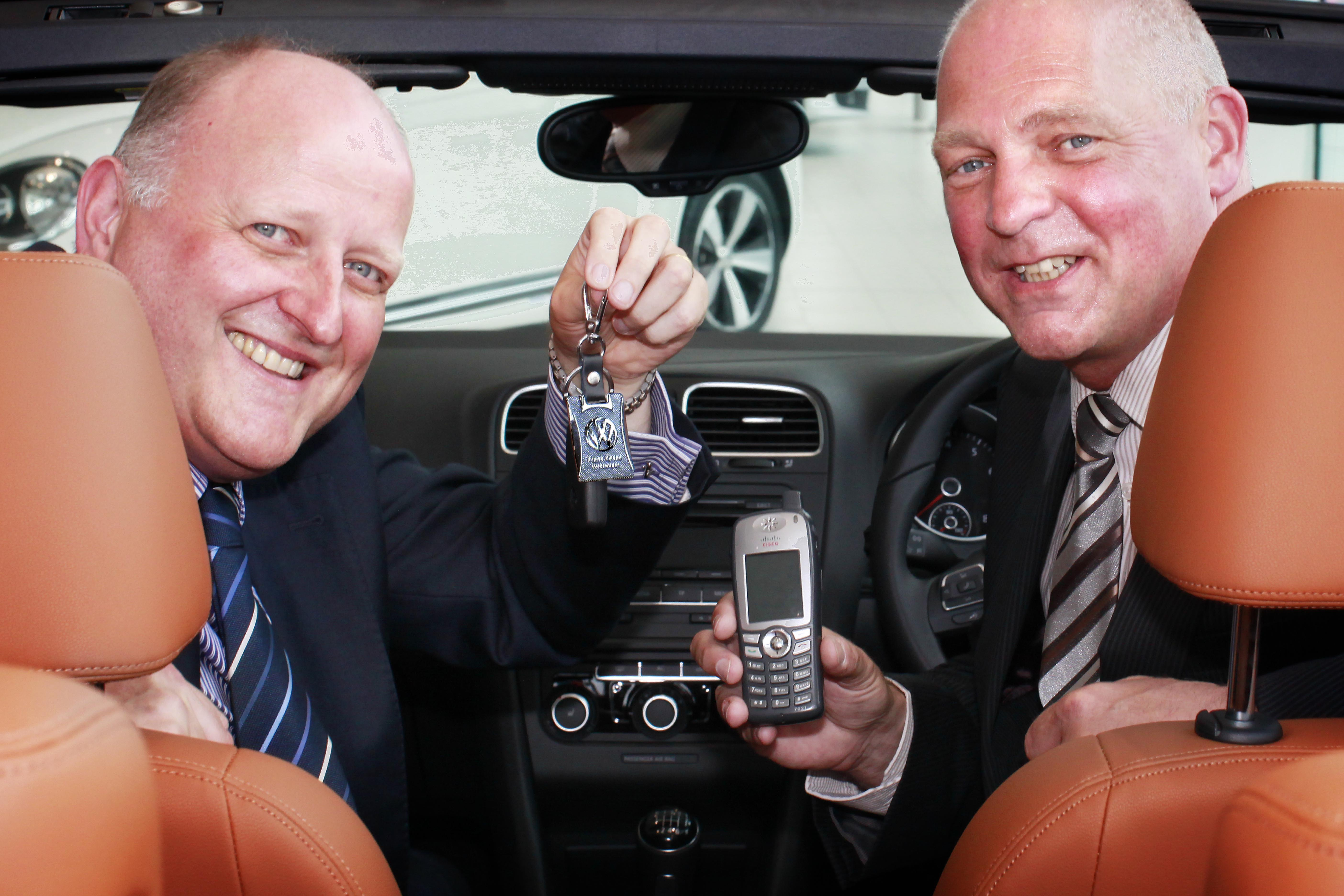 Frank Keane Volkswagen Gets Connected With Abacus Practicepr